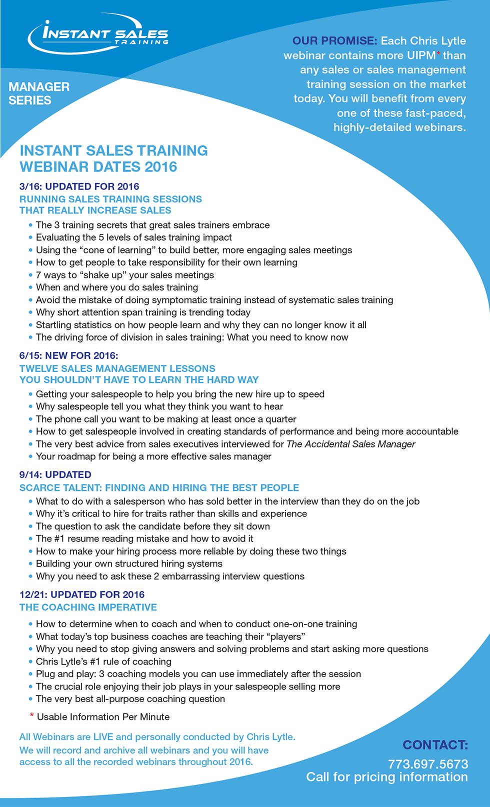 s management webinar instant s training s management webinar 2016